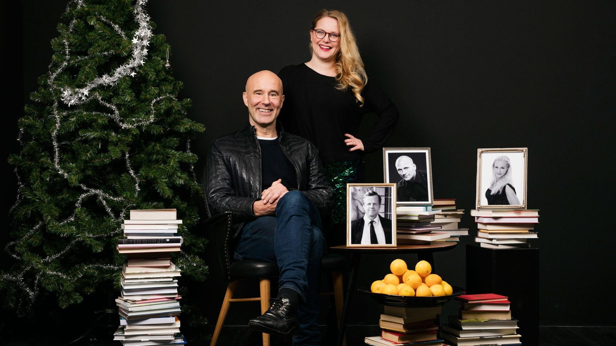 Med Michael Nyqvist. Från 2013