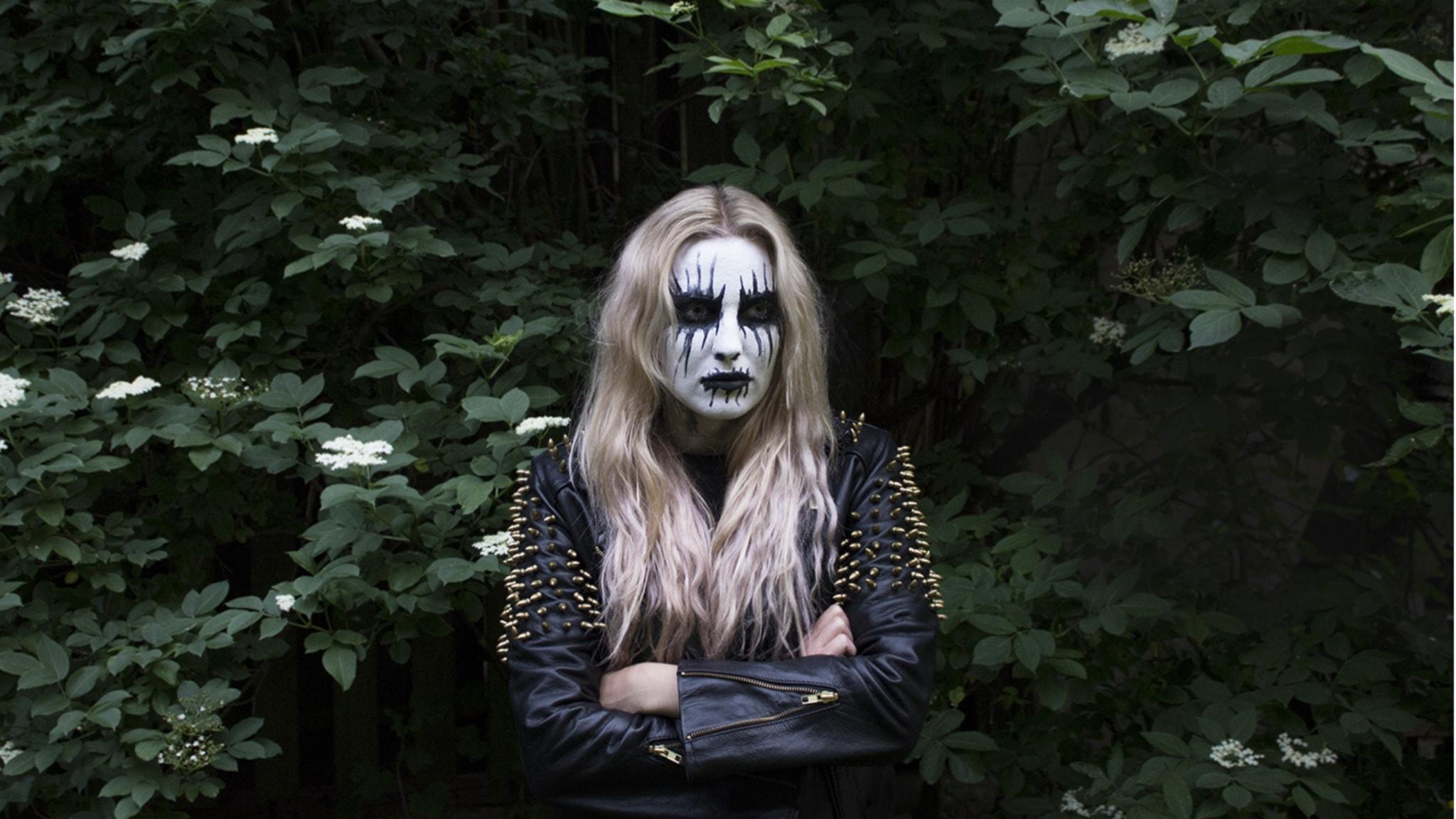 Ny svensk döds, hardcore och black metal med Bad Blood Bitches