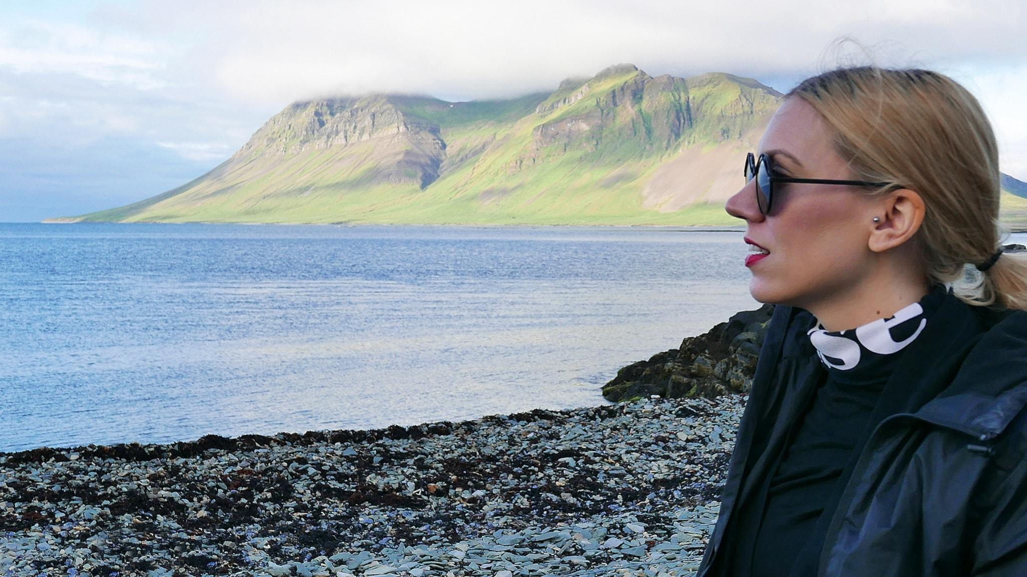 Den bästa technon från Island och Danmark med Sandra Mosh