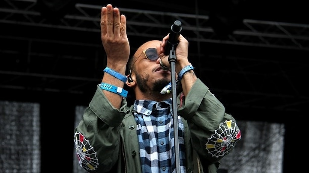 Anderson .Paak på Way Out West