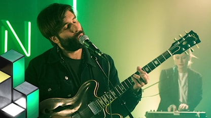 Shout Out Louds i P3 Session