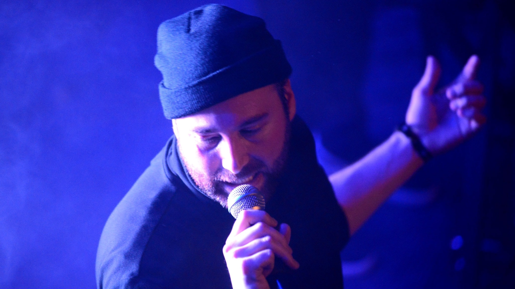 Zacke med gäster - live på Umeå Open