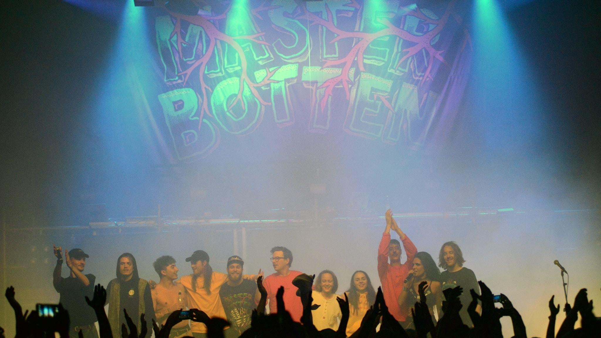 Stor hiphopfest med Cleo, Broder John, Ayla Shatz, Trainspotters m fl