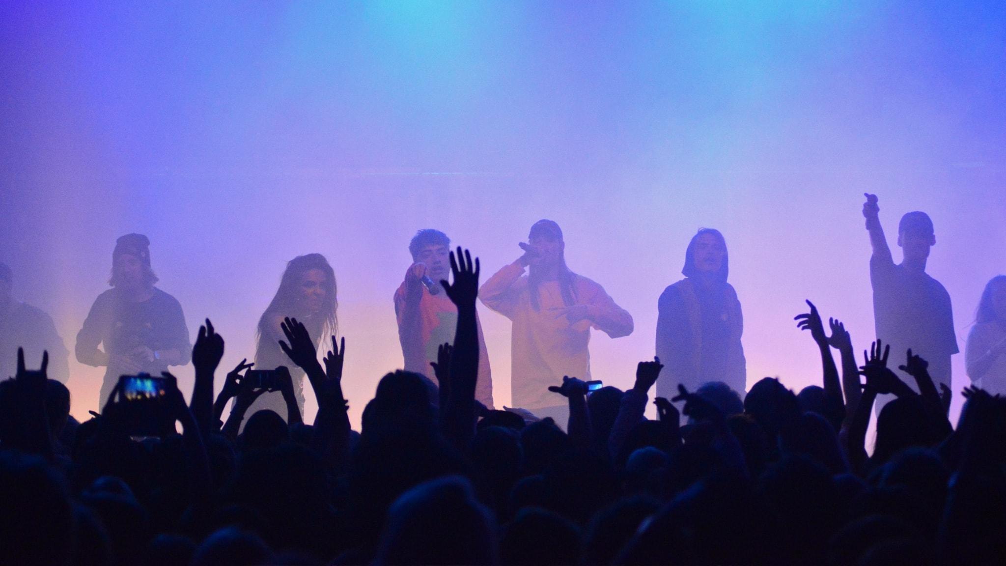 Stor hiphopfest med Cleo, Broder John, Ayla Shatz m fl