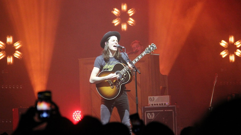 James Bay på Annexet