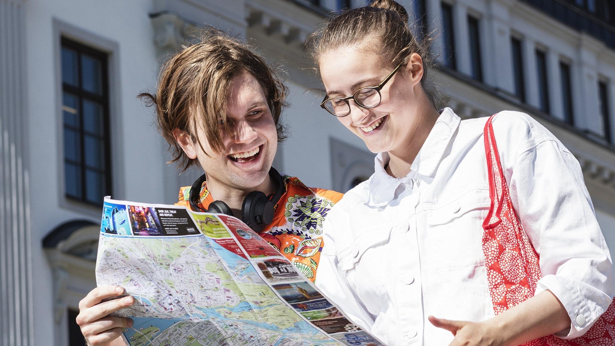 Vi guidar dig till norska Bergens klubb och musikscen!