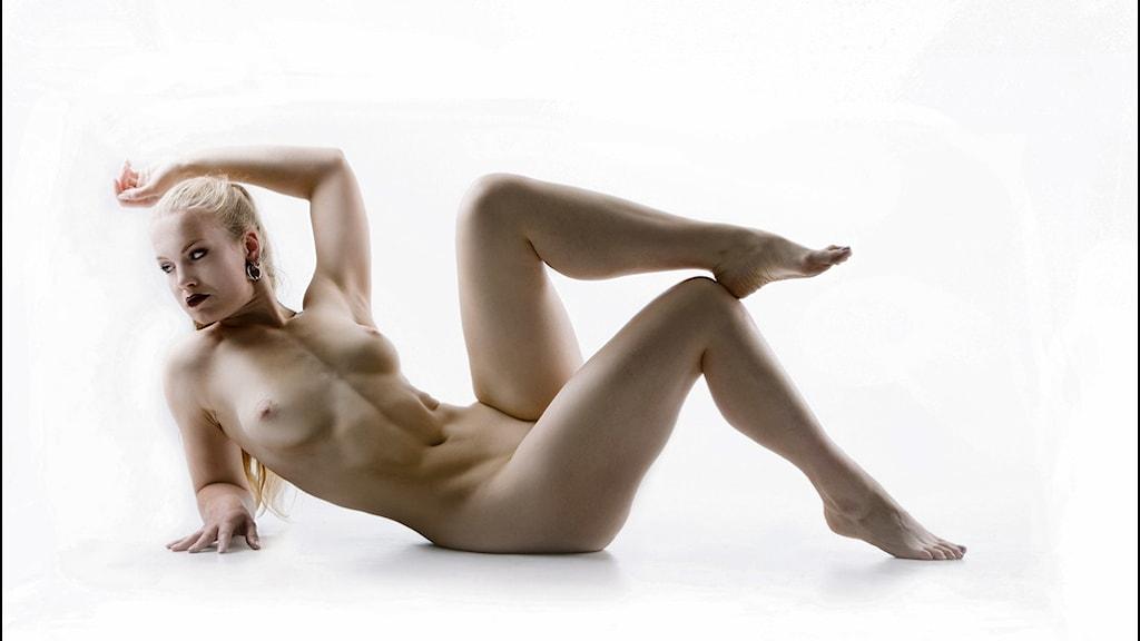 nakenposering