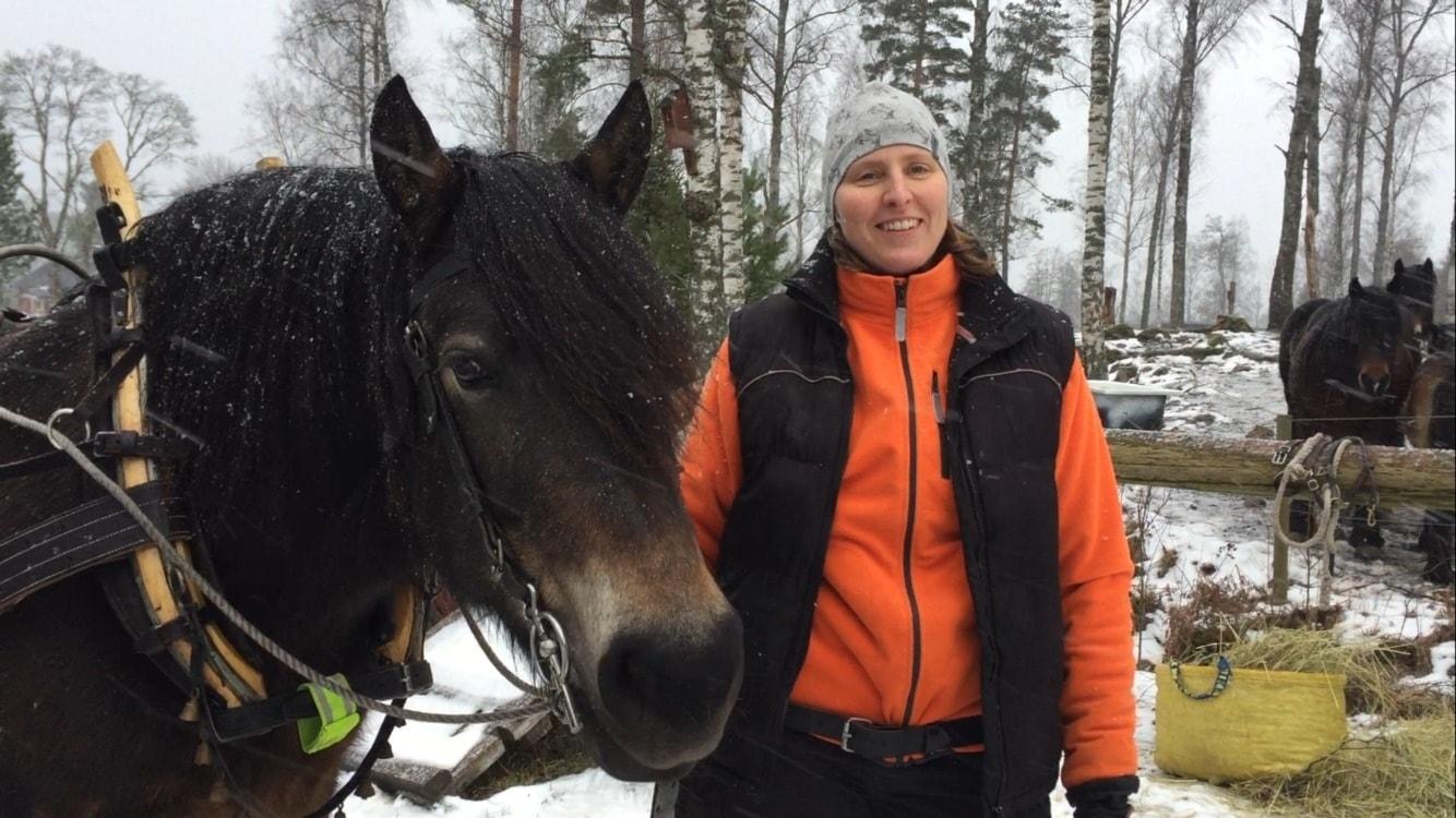 Körning för nybörjare - med Maria Kallander