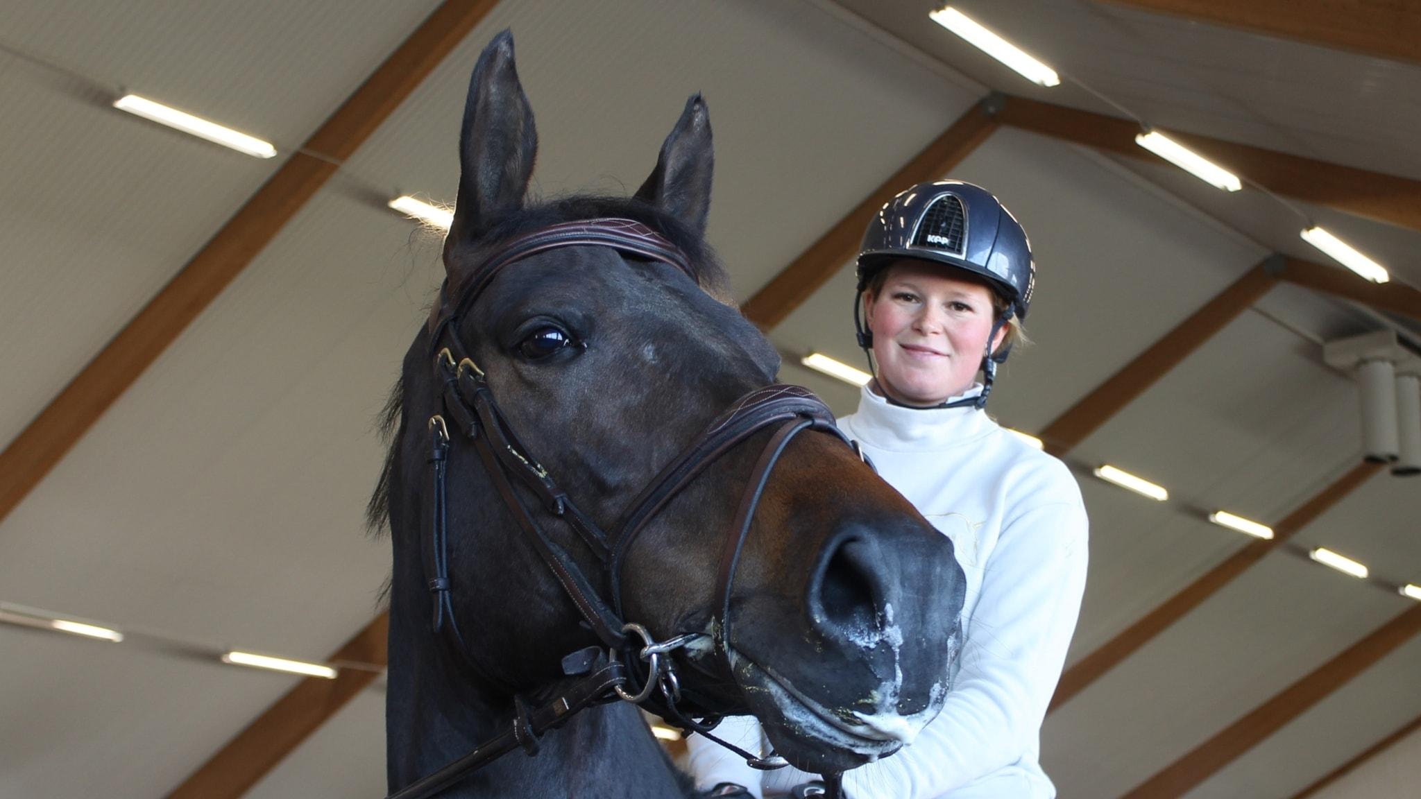 Hopputbilda unghästar - med Stephanie Holmén och Lisen Bratt Fredricson