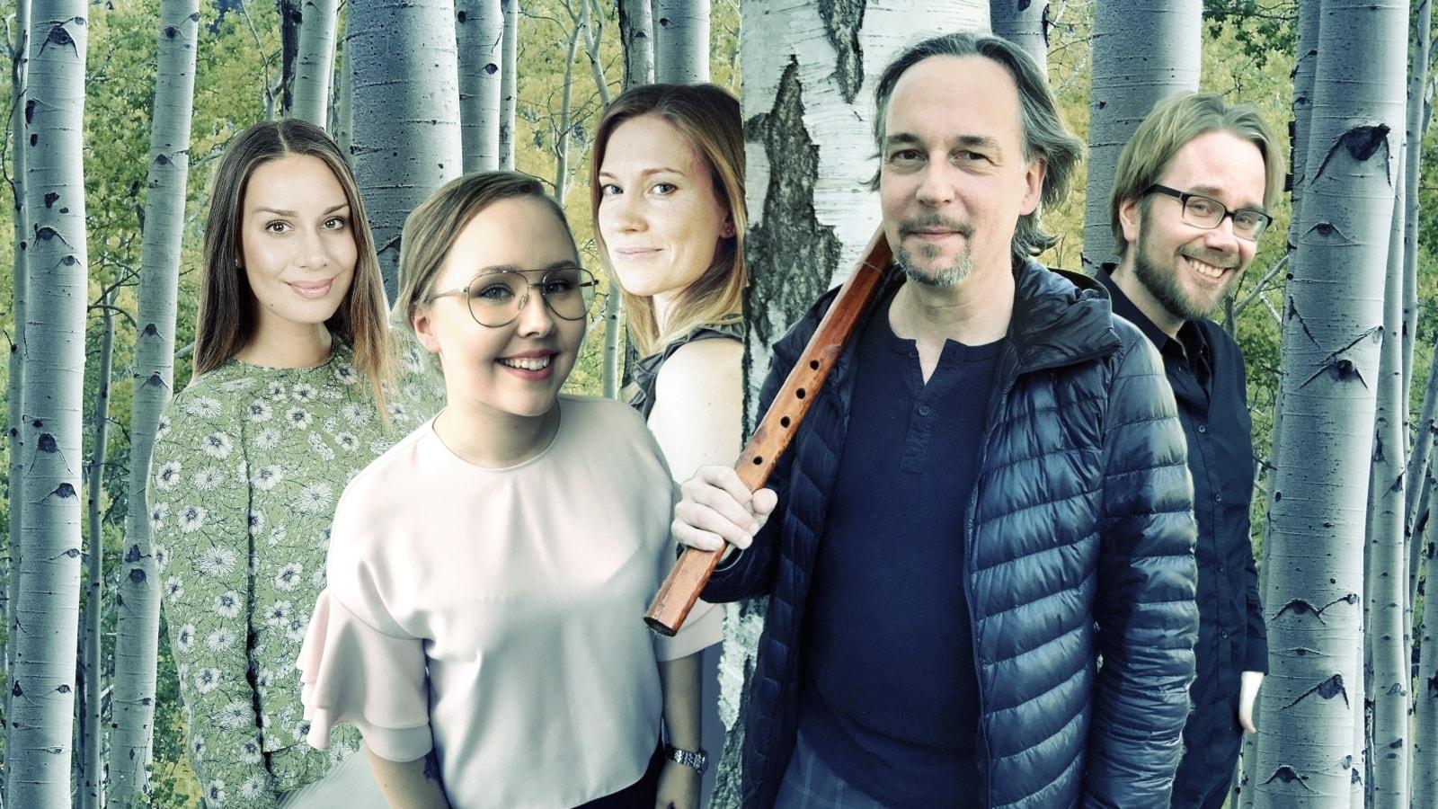 Svenska och finska vindar möts i Göran Månssons flöjt