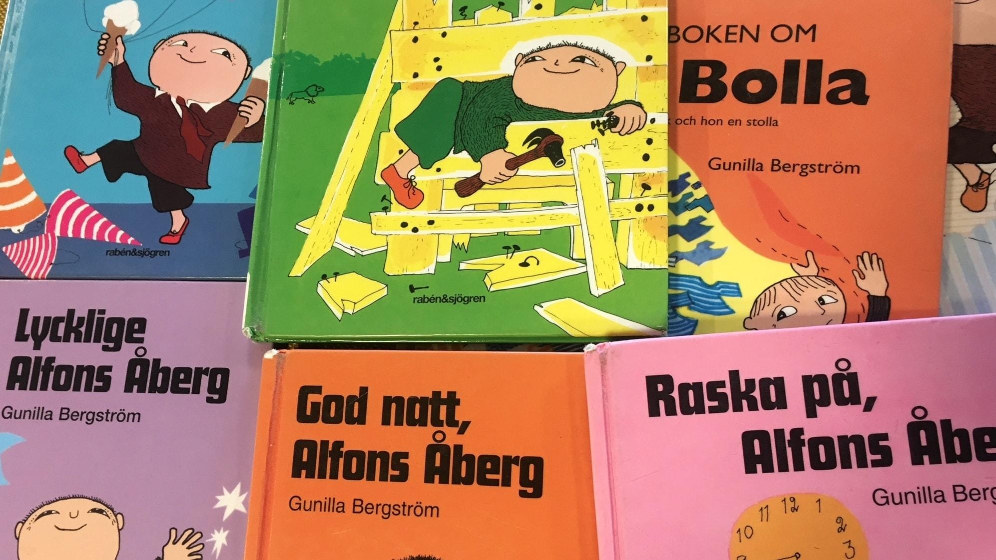 Om Alfons Åberg