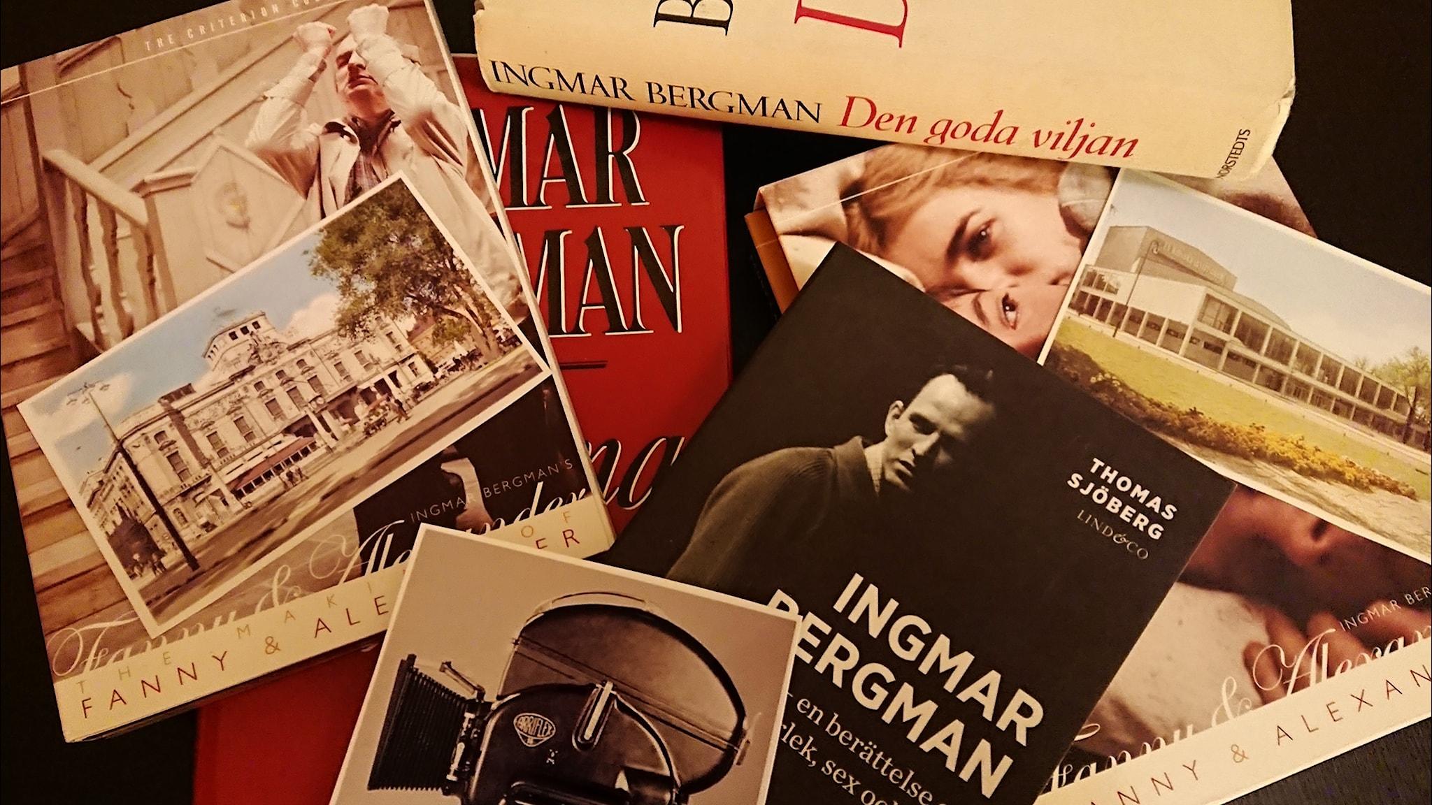 Om Bergmans ännu fler ofullbordade