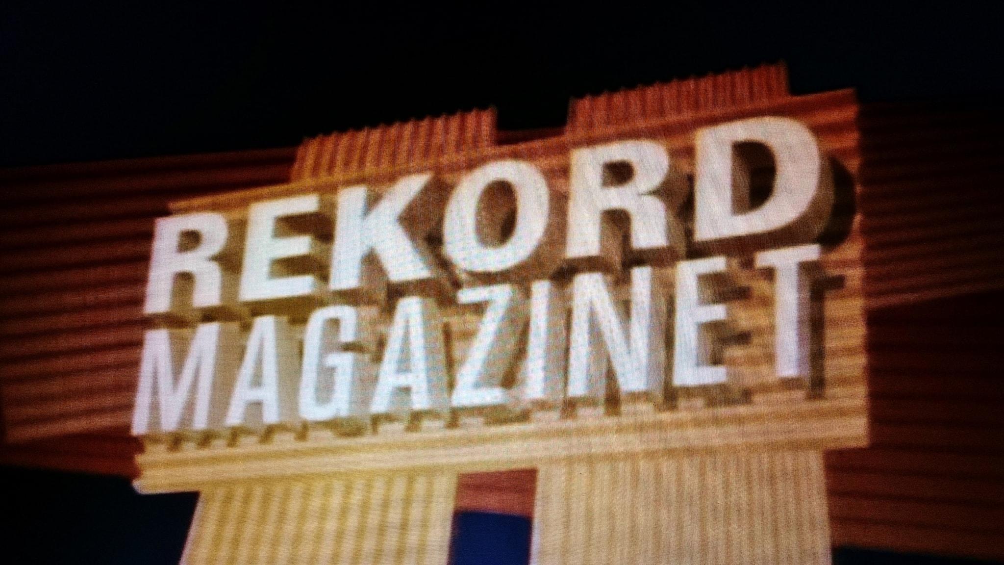 Om Rekord-Magazinet