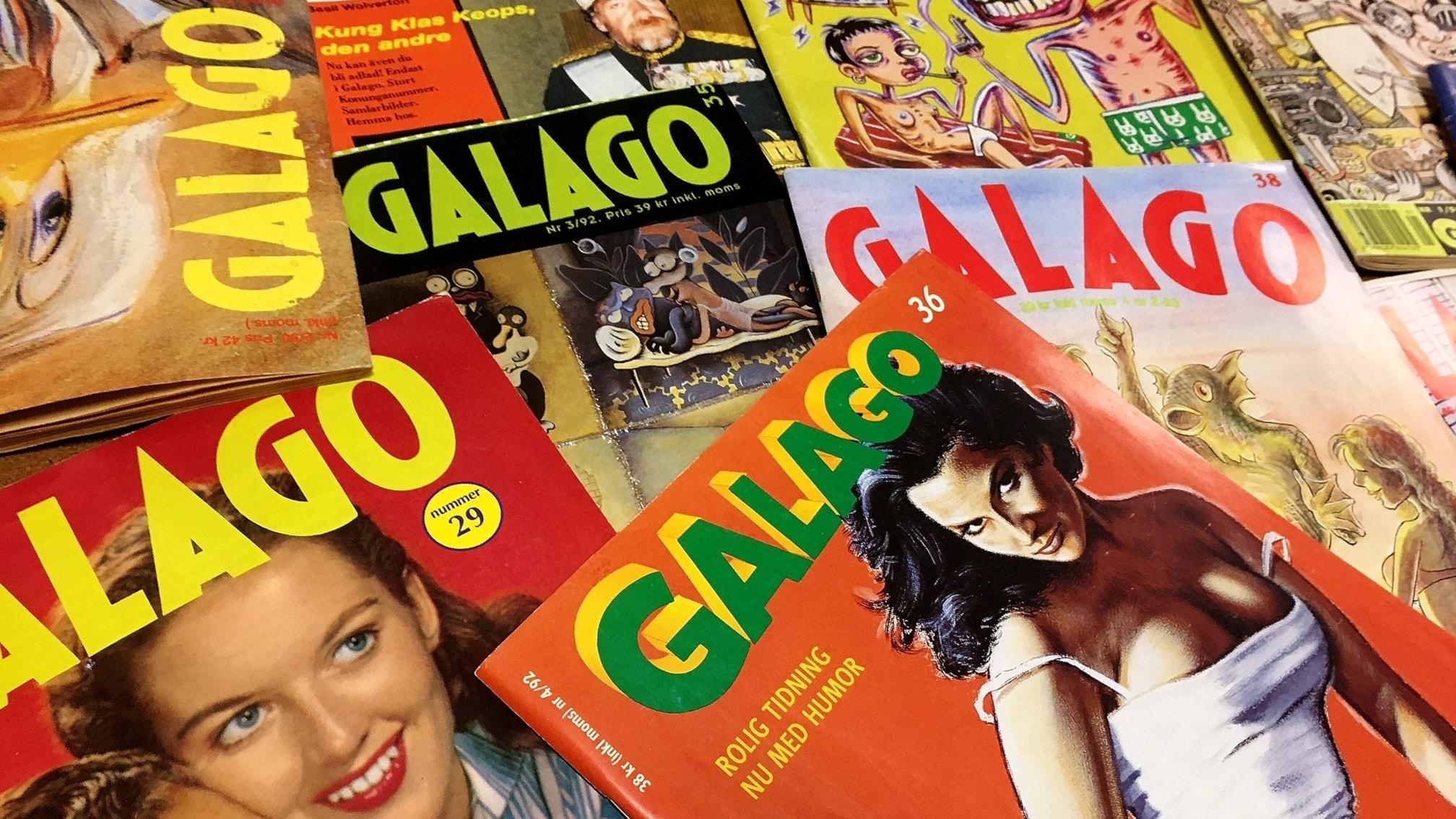 Om Galago
