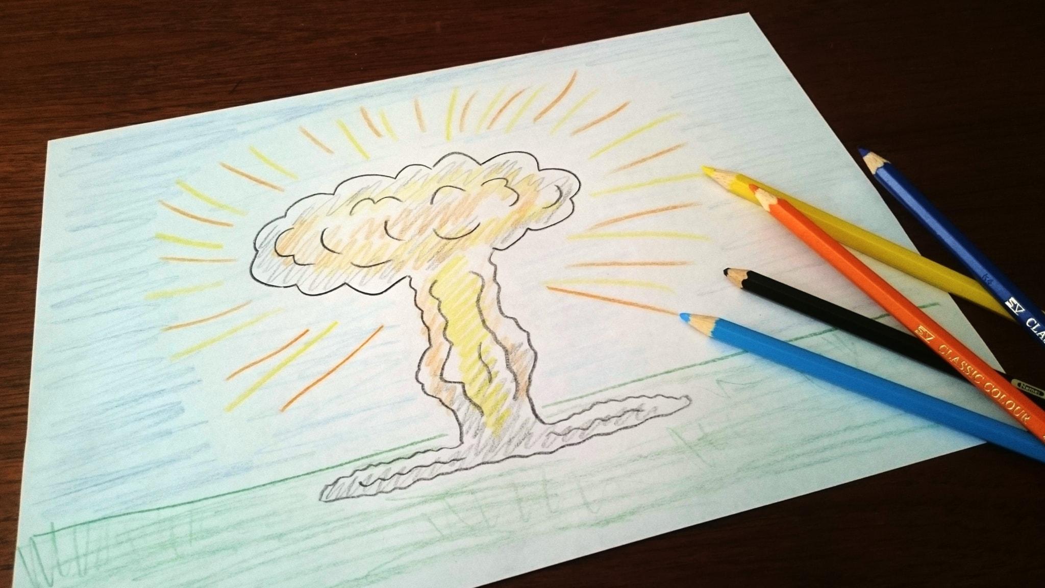 Om atomskräcken