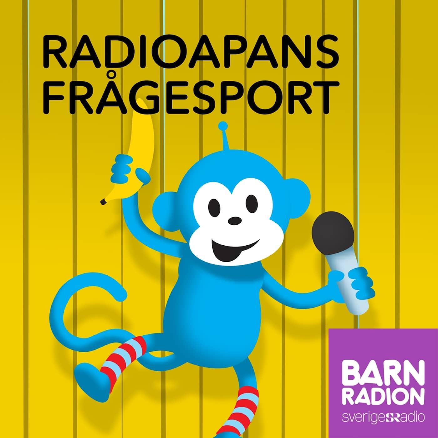 Radioapans frågesport