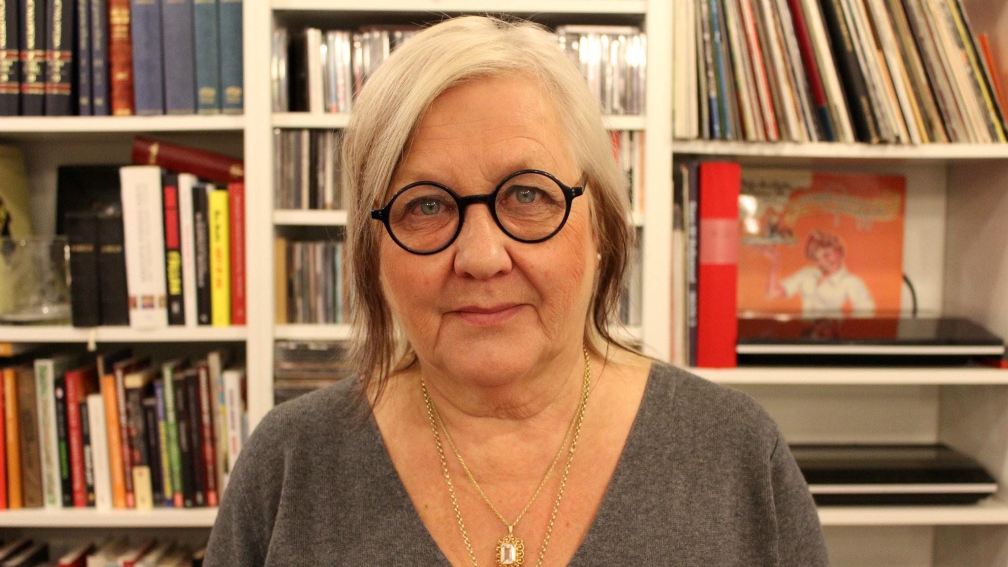 Kerstin Behrendtz: I 47 år har det varit roligt att gå till jobbet - varje dag
