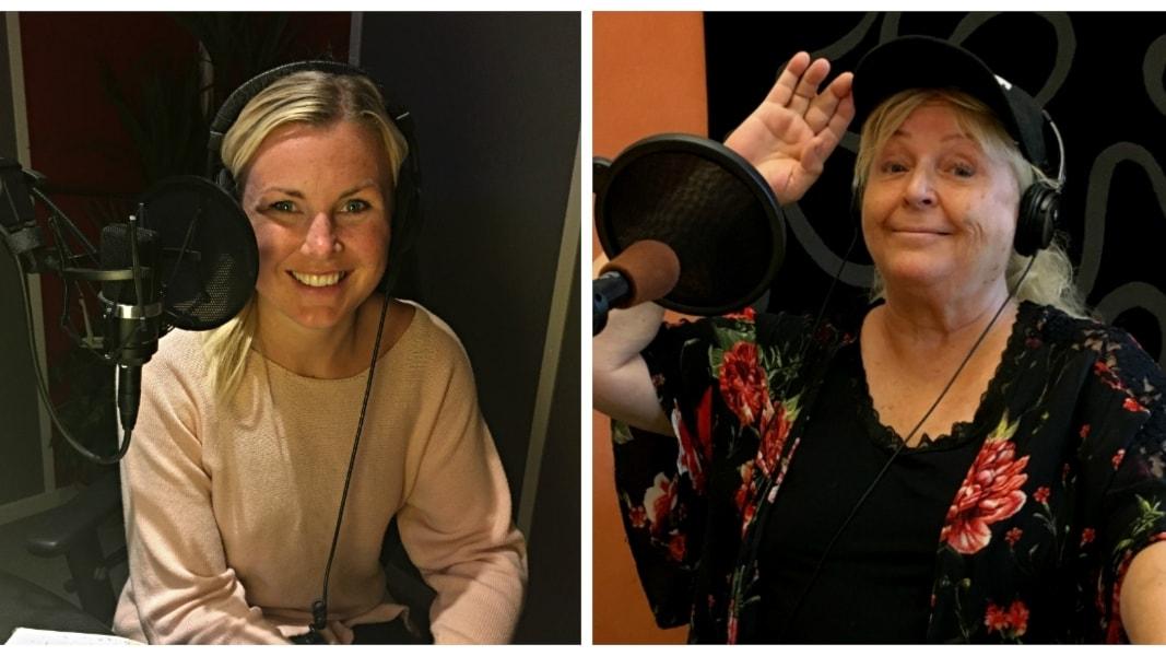 Elisa Lindström och Kikki Danielsson om kärlek, glädje och slit - i många dansbandsmil
