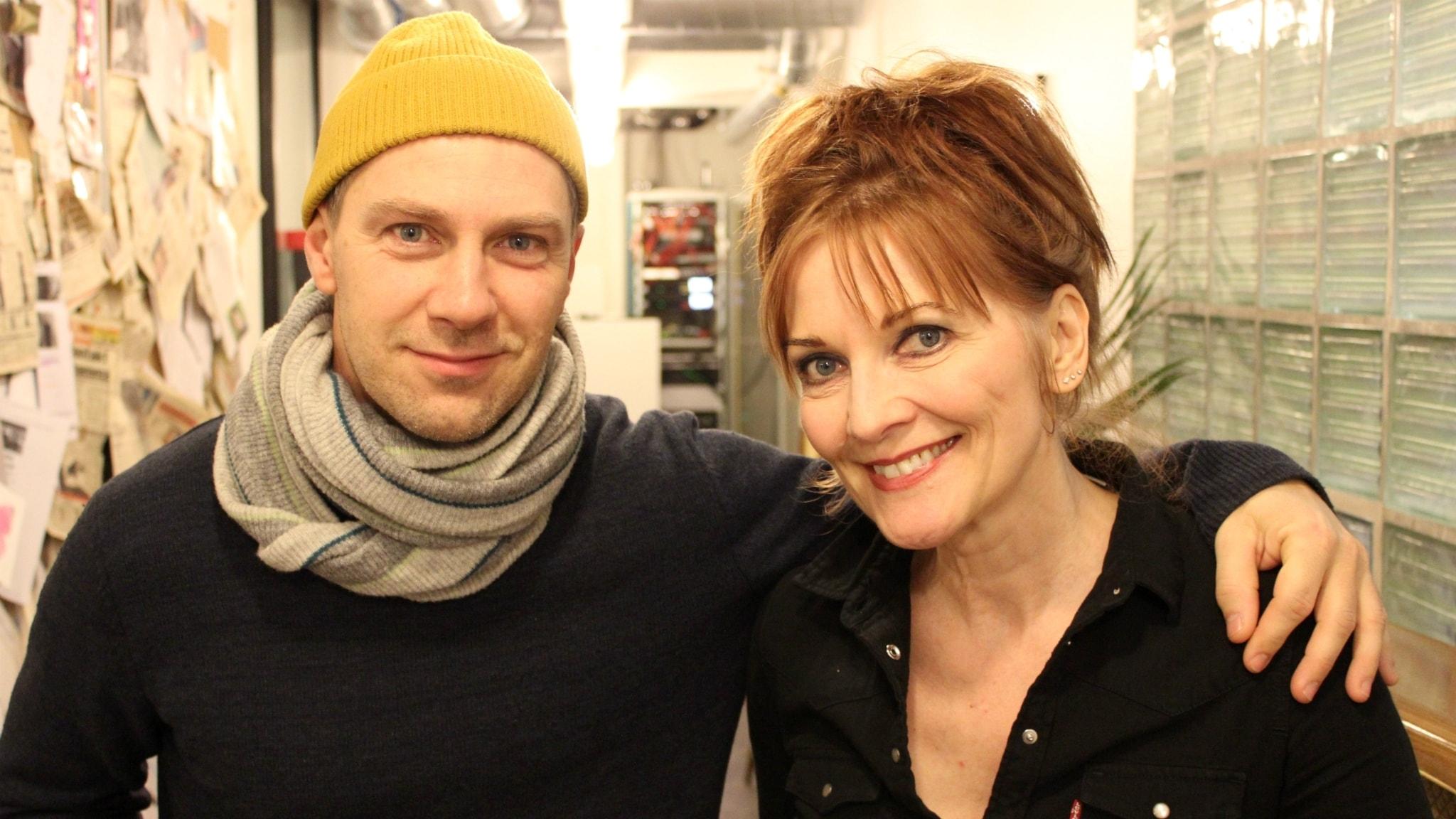 Jukeboxen i P4 med Anne-Lie Rydé och Linus Wahlgren