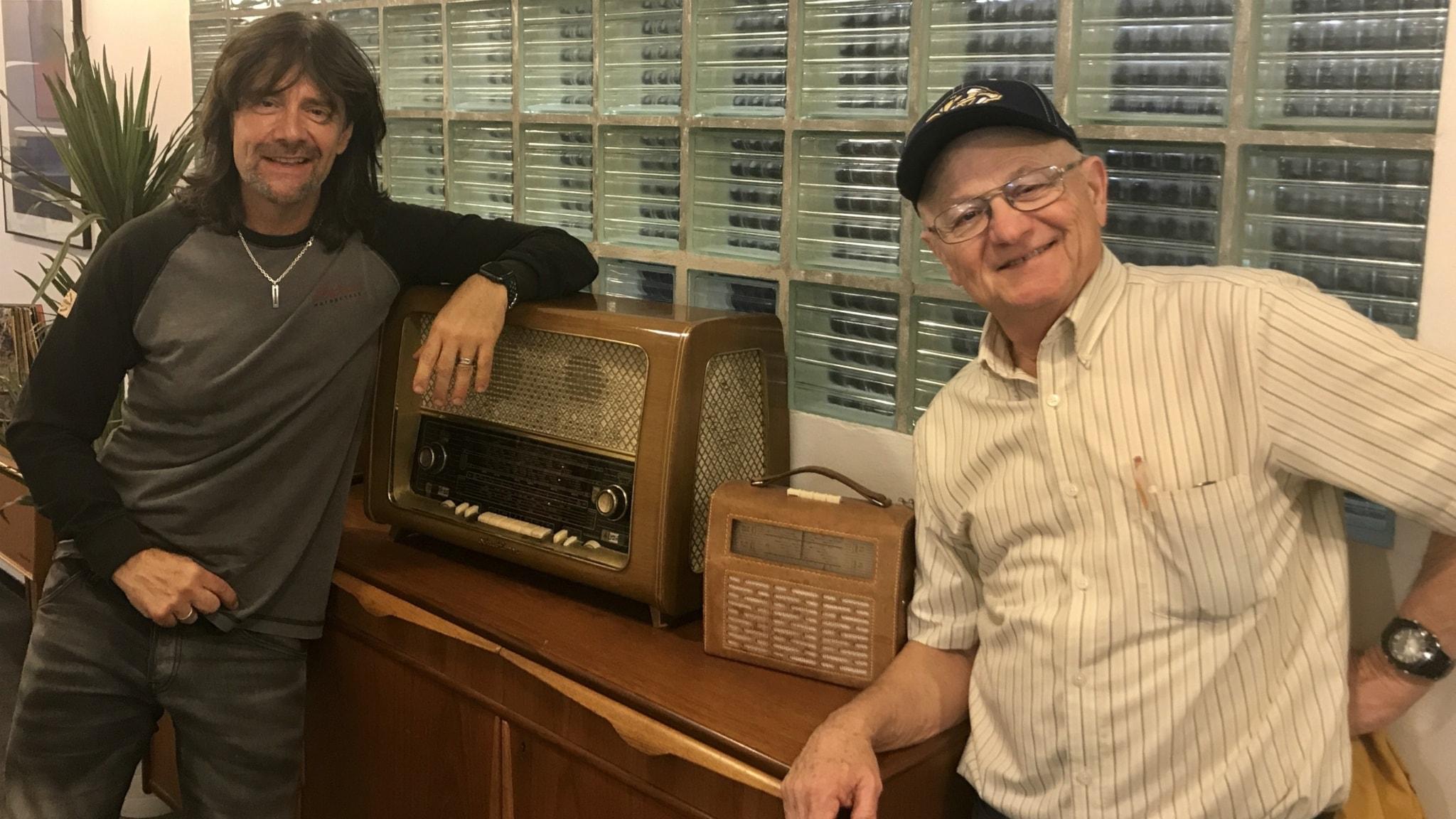 Robert Wells och hans gäster radar upp hits