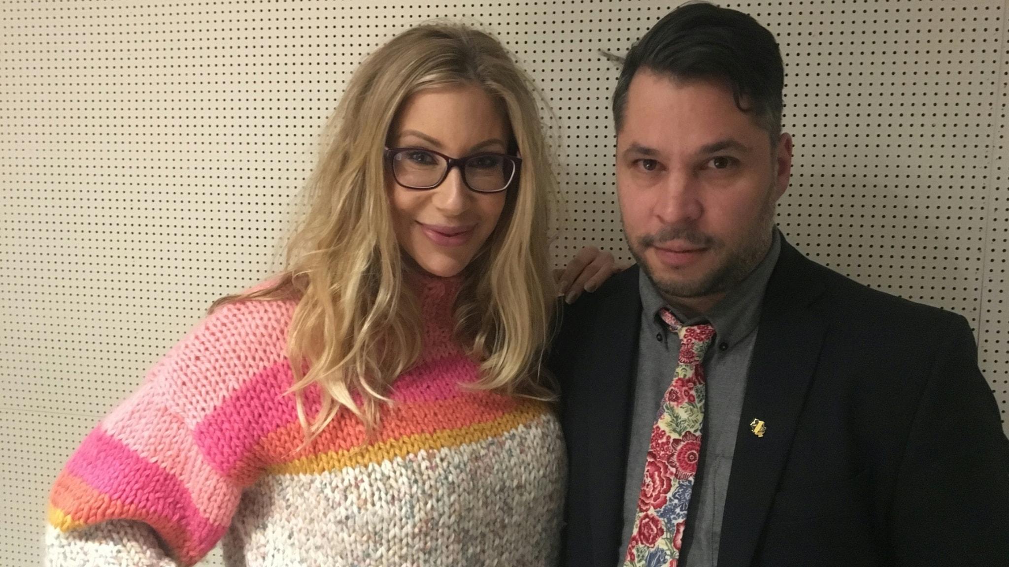 Johanna Jussinniemi – Sveriges internationella porrstjärna Puma Swede