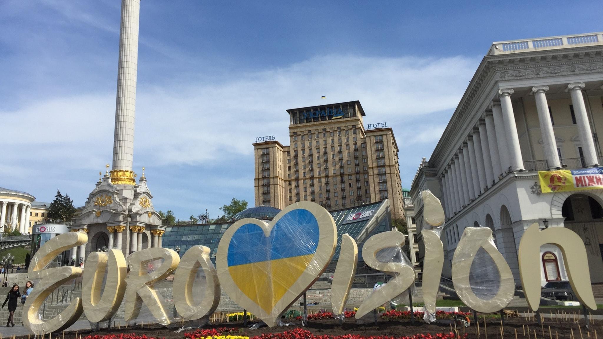 Politik och musik i Ukraina