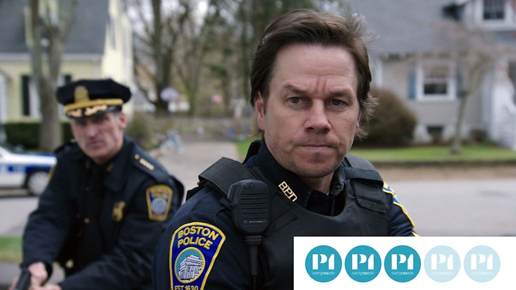 Mark Wahlberg i Patriots Day. Foto: Nordisk Film.
