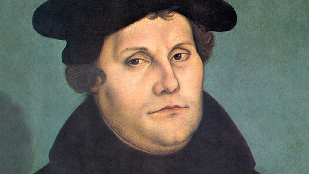 Martin Luther.