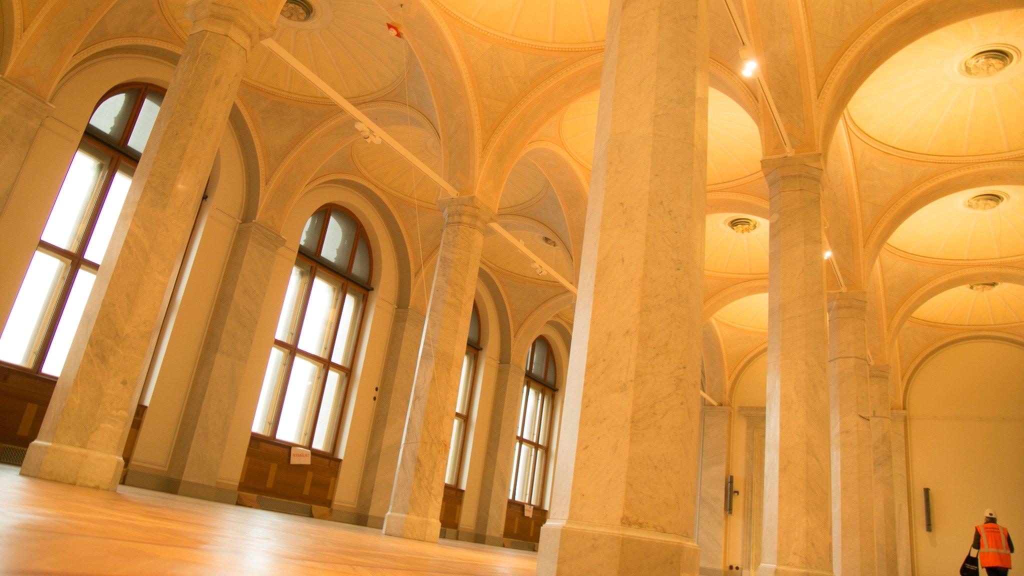 Kulturnytt: Nationalmuseums nya dräkt, landets mest omdebatterade staty och Roman Polanski i blåsväder.