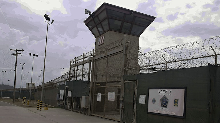 Guantanamo. Foto: AP Photo/Ben Fox/TT