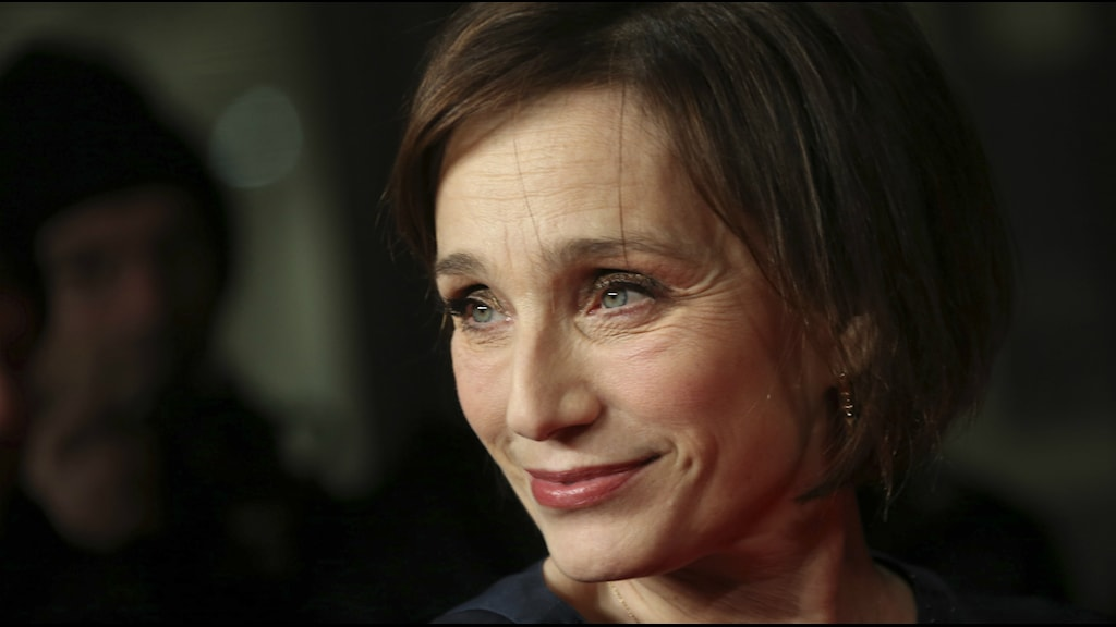 Kristin Scott Thomas. Foto: Joel Ryan/TT
