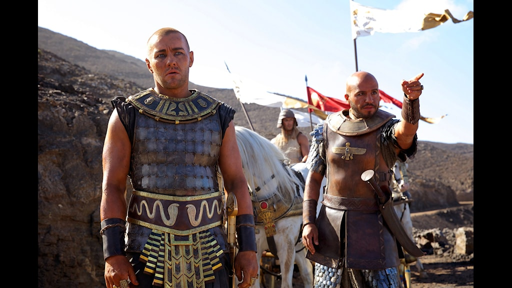 """Exodus: gods and kings"" var mest förolämpande mot HBTQ-personer under 2014 enligt GLAAD."