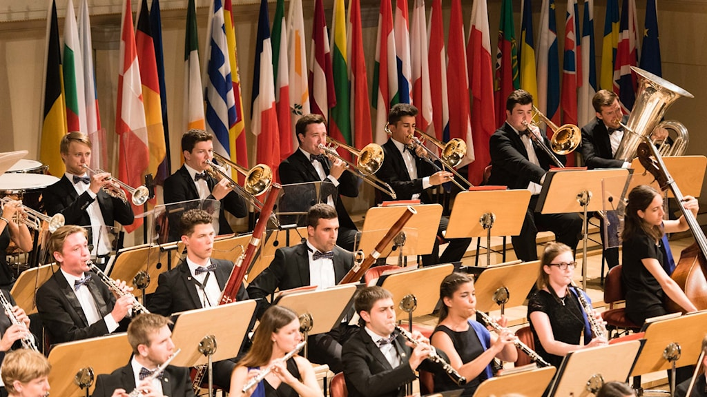 European Youth Orchestra.