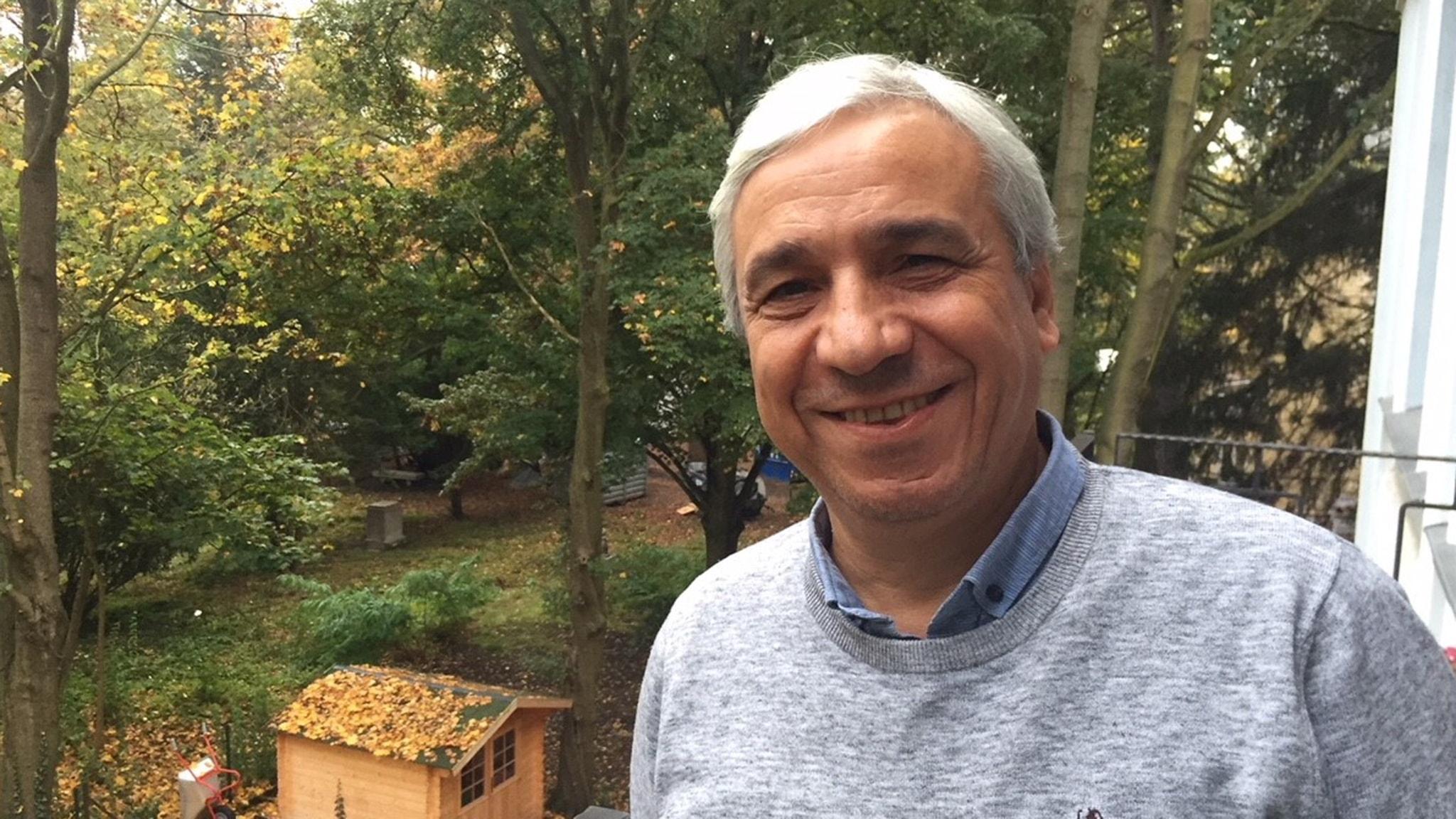 Kulturnytt: Statistikbråk splittrar biobranschen, Tucholskypriset till  Yassin al-Haj Saleh, syrisk författare och dissident