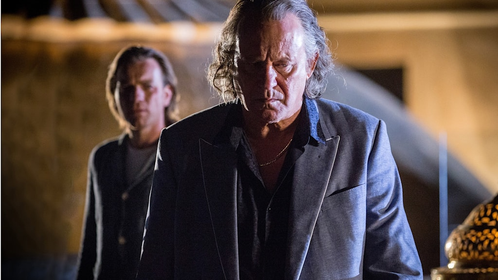 Ewan McGregor och Stellan Skarsgård i Our kind of traitor. Foto: SF.