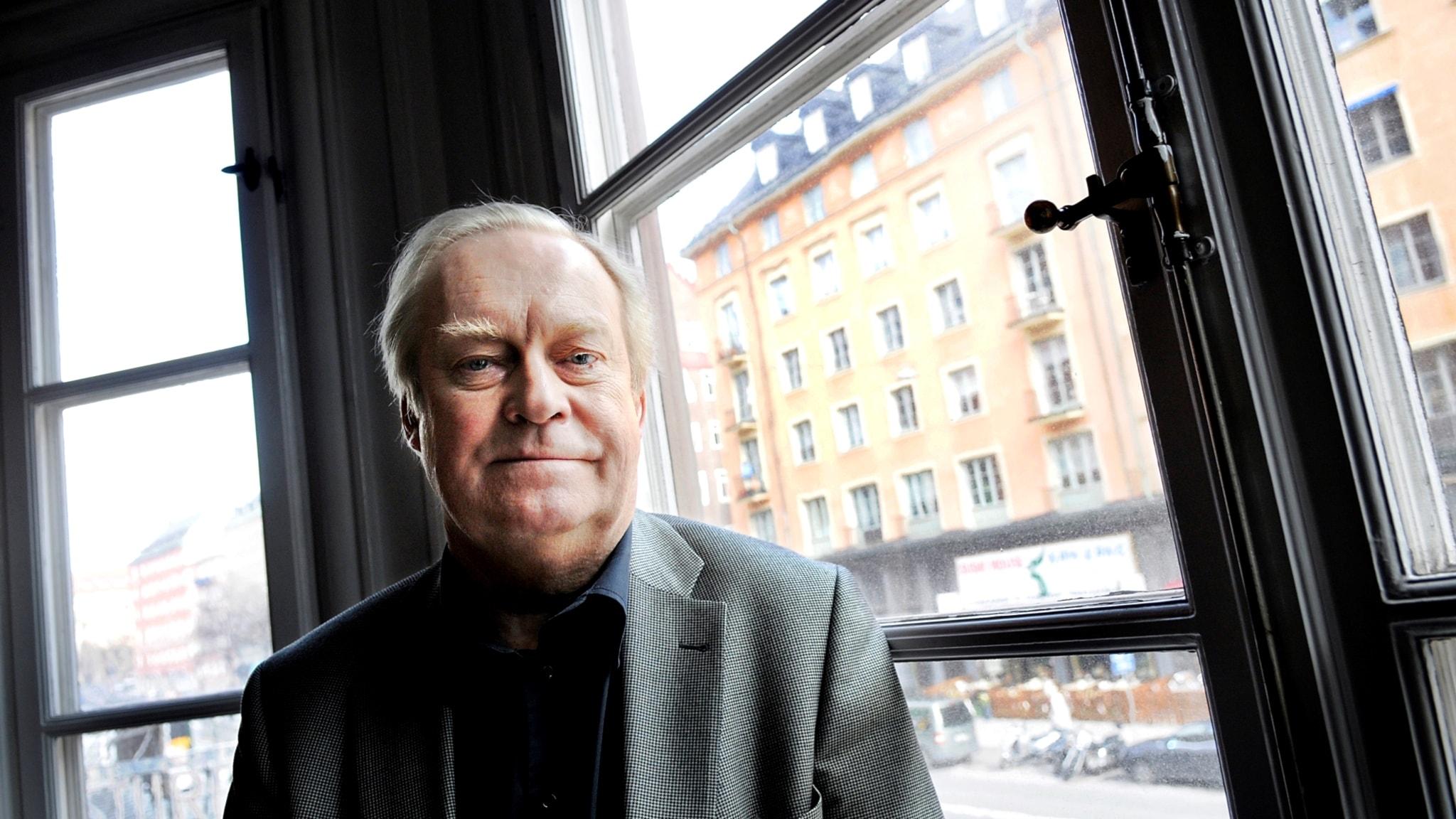Kulturnytt: Sture Carlsson ny tillförordnad VD för Kulturhuset Stadsteatern i Stockholm