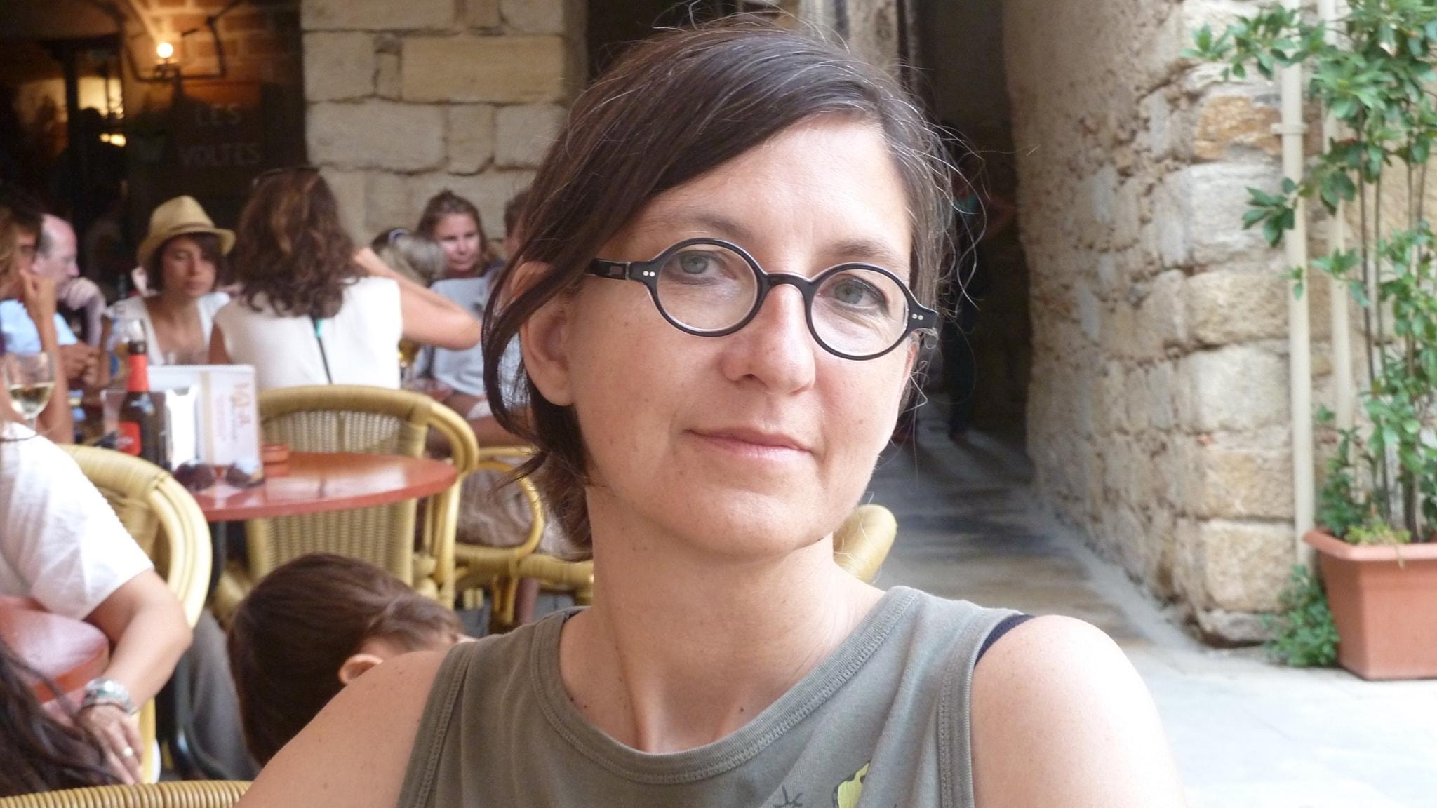 Porträtt: Caterina Pascual Söderbaum