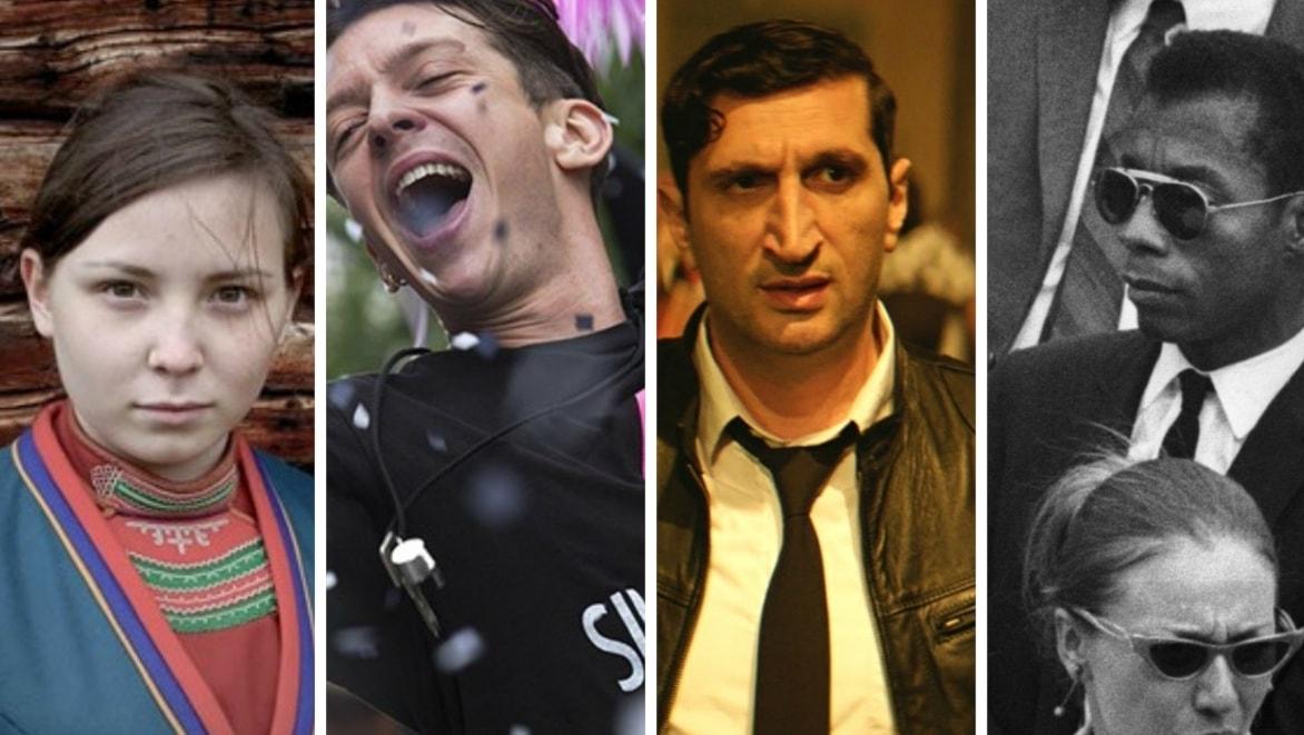 Här är årets bästa filmer och tv-serier