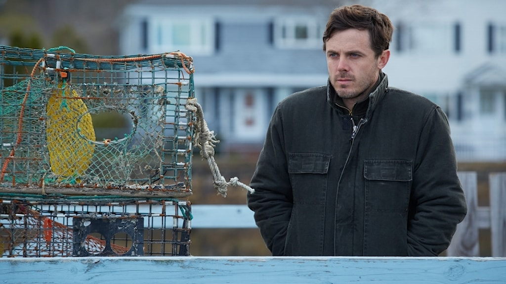 Casey Affleck i filmen Manchester by the Sea