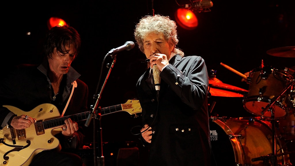 Bob Dylan på Waterfront 2015.