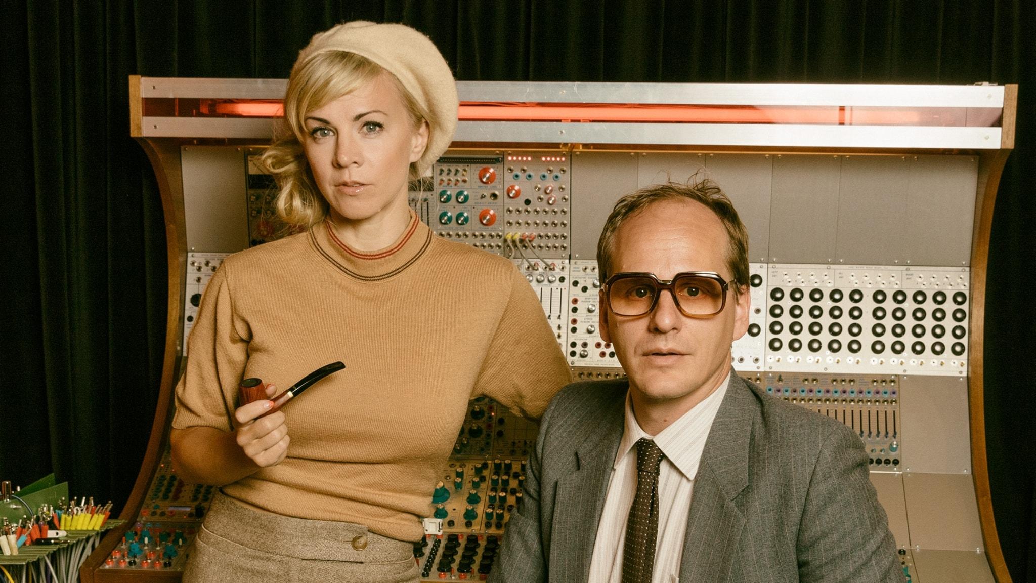 81. Schlagerns historia från beredskapstid till melodifestival