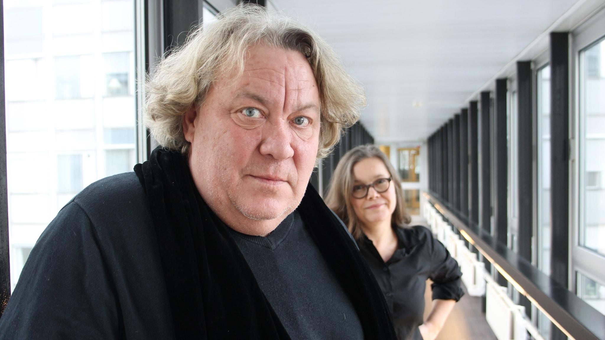 Möt skådespelaren Leif Andrée