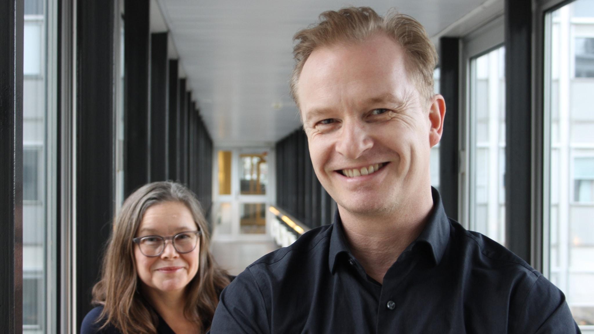Möt skådespelaren Sven Ahlström!