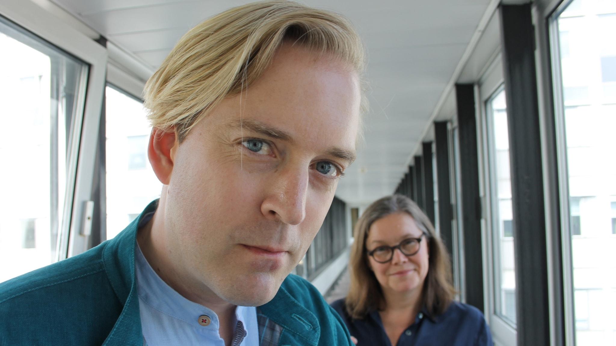Möt skådespelaren med mera Andreas T Olsson