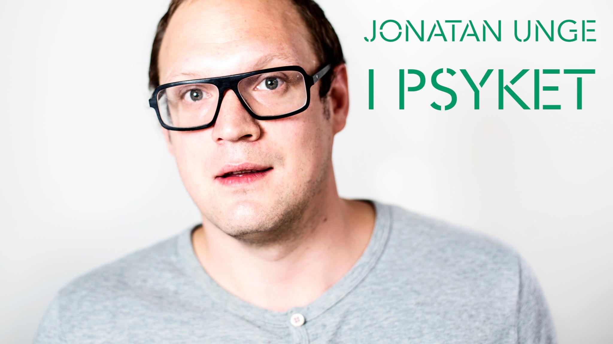 Jonatan Unge: Istället för att äcklas av mig själv har jag bett om hjälp