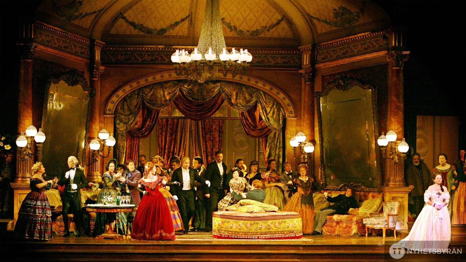 La Traviata – kärlekens virrvarr och samhällets krav