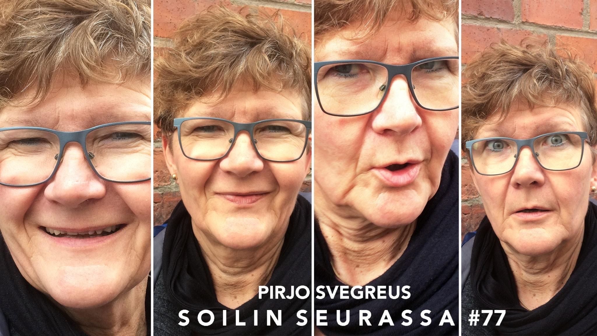 Poliisi Pirjo Svegreus: Vaaratilanteita on ollut ja sairaalassakin on käyty, muttei sitä auta jäädä suremaan