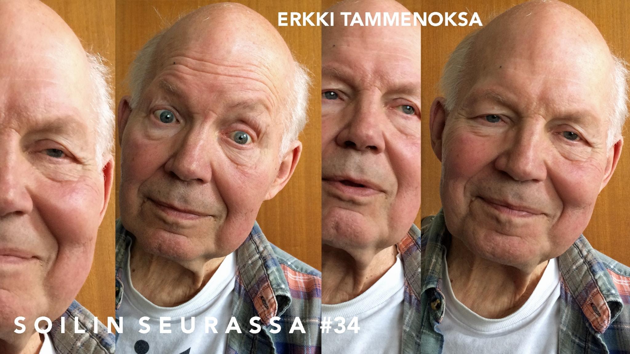 Soilin seurassa entinen valtiopäiväedustaja Erkki Tammenoksa