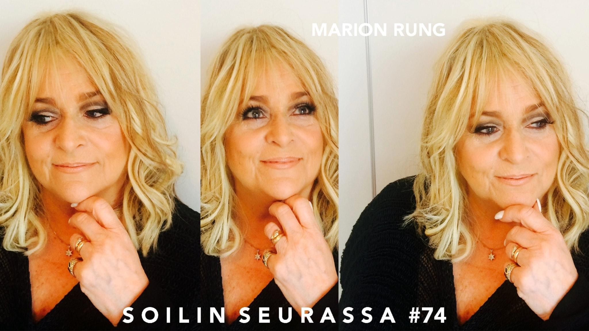 Marion, yksi Suomen iskelmätaivaan kiintotähdistä
