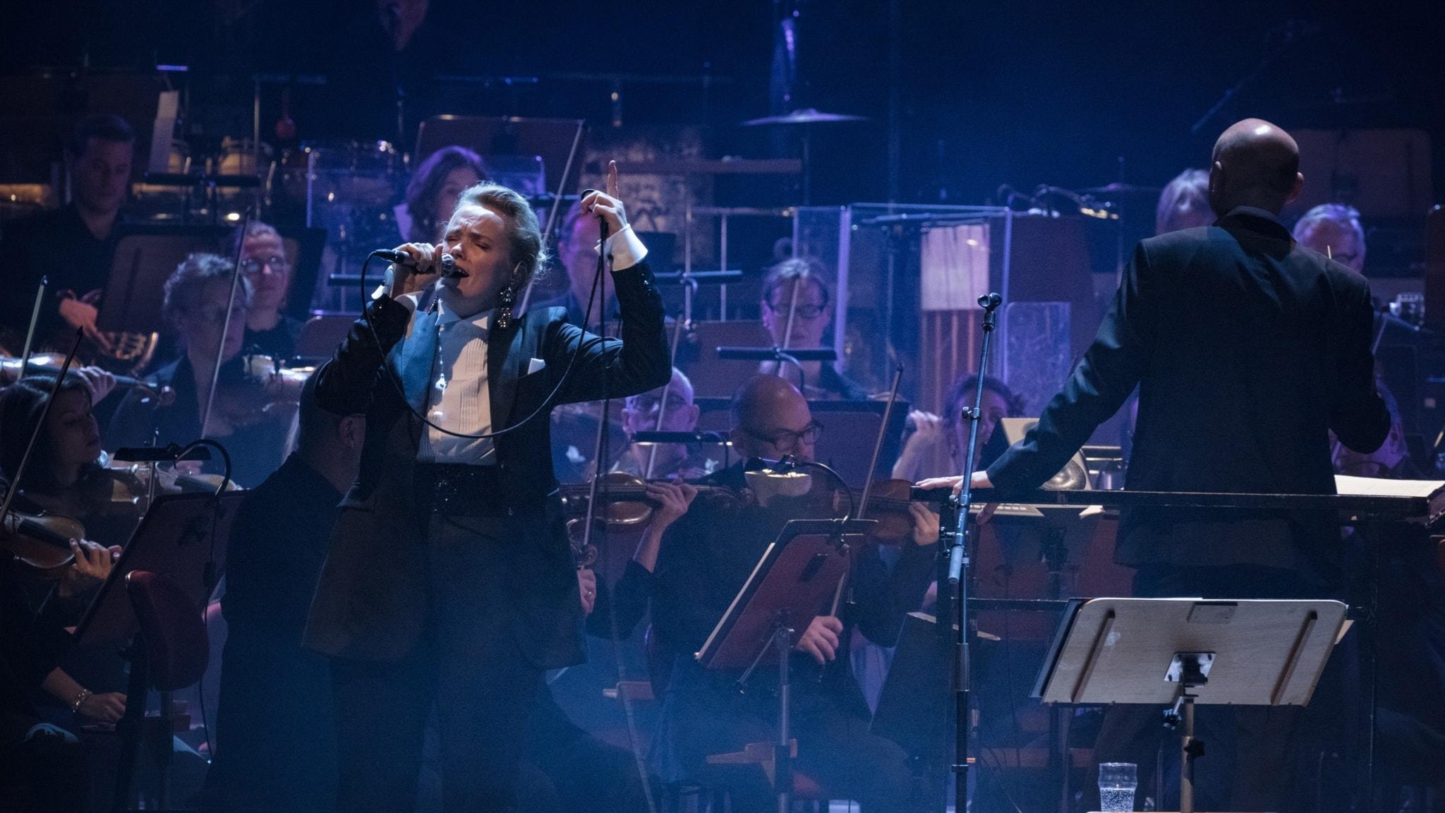 P4 Live med Ane Brun och Sveriges Radios Symfoniorkester